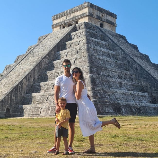 Mexique en famille